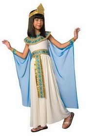 Morris Costumes LF-3024CMD Cleopatra Child Medium