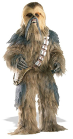 Rubies 909878 Chewbacca Super Edition