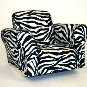 Newco Kids 01067 Standard Rocker Zebra