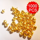 "6mm 1/4"" Small Jingle Bells Wholesale (Price/1000pcs)"