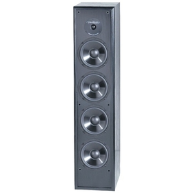 "BIC VENTURI DV64 6.5"" Tower Speaker (Black)"
