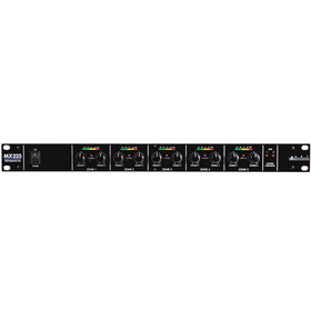 ART MX225 5-Channel Zone Distribution Mixer