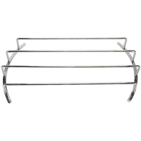 "15"" Bar Grill Chrome"