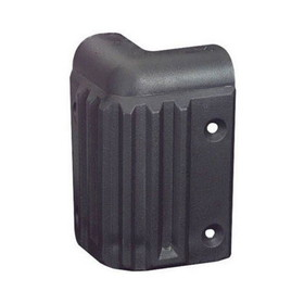 Penn-Elcom C1539 Ribbed Plastic Stacking Corner