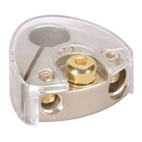 P3 Platinum Positive (+) Battery Terminal Tri-Oval