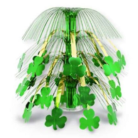 SHAMROCK CASCADE CENTERPIECE (18IN.) *