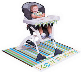 SWEET AT ONE BOY HIGH CHAIR KIT