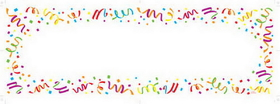 Creative Converting 291003 Giant Party Banner Fill In The Blank (6pks Case)