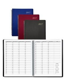 Weekly Appointment Book, 8 1/2&quot; W X 11&quot; H, Price/piece