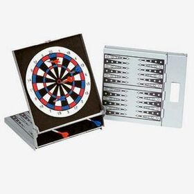 7 1/8&quot; MAGNETIC CHESS & DART SET(Engraved), Price/piece