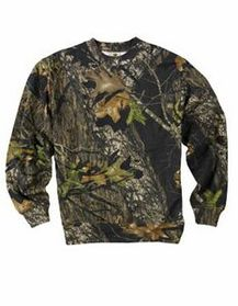 Mossy Oak / Russell Outdoors Woodstalker II Crewneck Sweatshirt (M-2XL), Price/piece
