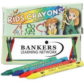 4 Pack Washable Kids Crayons, Price/piece