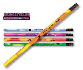 AAKRON Color Changing Mood Pencil with Black Eraser, Price/piece