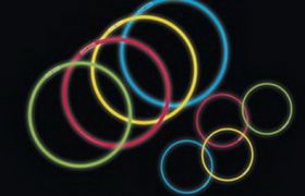 Lite-Ropes Glow Assortment, Price/50pcs