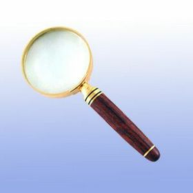 Big Magnifier - Rosewood Handle (Screened), Price/piece