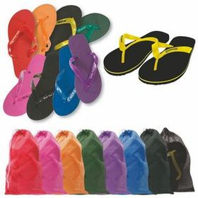 Adult Thong Flip Flops, Price/Pair