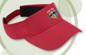 Headmost 100% Bottle Recycled Polyester Visor, Price/piece