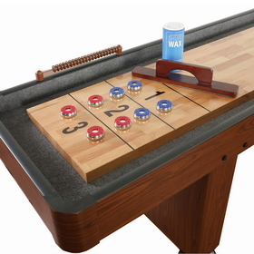 Harvil - SB9-DC HARVIL DELUXE SHUFFLEBOARD TABLE