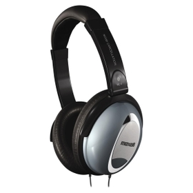 Maxell HP/NC-II Noise Cancellation Headphone, Wired Connectivity, Price/EA