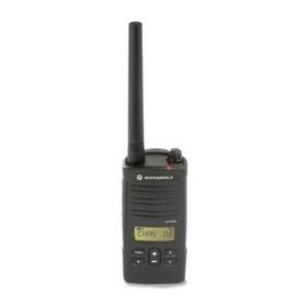 Motorola RDV2080D Two Way Radio, 8 VHF - 5Mile - 2W, Price/EA