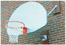 SportsPlay 531-601 Wall Mounted Backstop