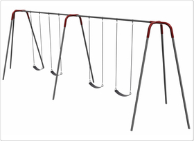 SportsPlay 581-430-8 Modern Tripod Swings