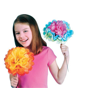 Tissue Flower Jumbo Group Pack (pk/84), Price/per pack