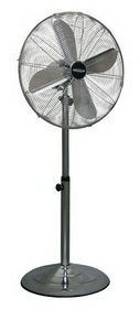 "Soleus Air 18"" Metal Pedestal Fan"