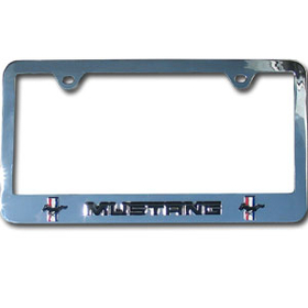 Siskiyou STF844 Mustang Tag Frame