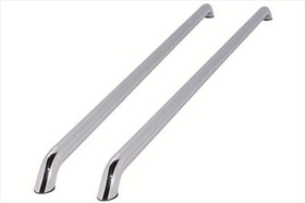 Dee Zee DEEDZ99608 Stainless Steel Truck Bed Side Rail