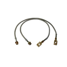 Skyjacker SKYFBL29 Stainless Steel Brake Line Front