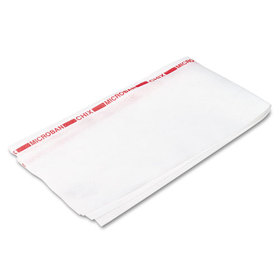 Reusable Food Service Towels, Fabric, 13-1/2 x 24, White, 150/Carton, Price/CT