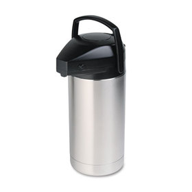 Commercial Grade Jumbo Airpot, 3.5 Liter, Stainless Steel Finish, Price/EA