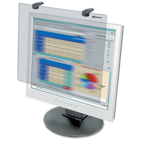 Antiglare Blur Privacy Monitor Filter, Fits 15&quot; LCD Monitors, Price/EA