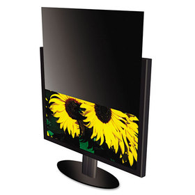 Secure View Notebook LCD Privacy Filter, Fits 19&quot; LCD Monitors, Price/EA