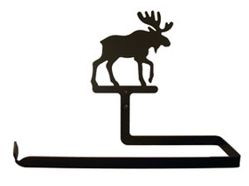 Village Wrought Iron  PT-B-19  Moose Paper Towel Holder, Price/Each