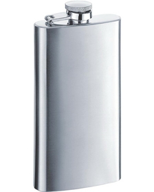 Visol Trim Stainless Steel 5oz Flask