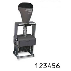 Xstamper 40220 Heavy Duty Self-Inking Numbering Stamp
