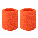 GOGO Thick Solid Color Wrist Sweatband, 3 1/8&quot; x 3&quot; (Price / PIECE)