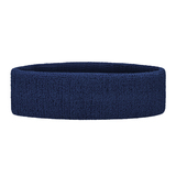 GOGO Thick Solid Color Headband / Sweatband