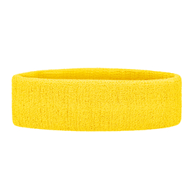 GOGO Thick Solid Color Headband / Sweatband ( WHOLESALE LOT, Price for 100 Pieces)